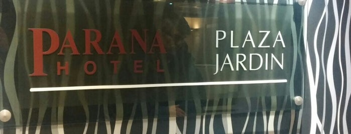 Parana Hotel Plaza is one of Marcelo 님이 저장한 장소.