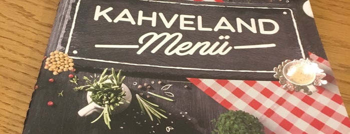 Kahveland is one of Lieux qui ont plu à Sedat.