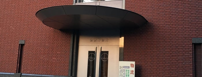 Museum of Logostics is one of 博物館.