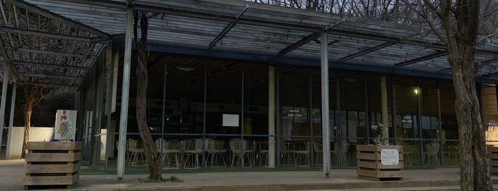 県立三ツ池公園パークセンター is one of atsushi69さんのお気に入りスポット.