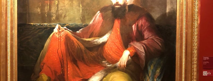 Pera Müzesi is one of Posti che sono piaciuti a Çiğdem.