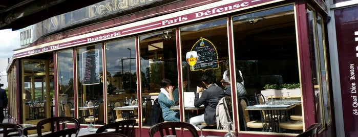 Brasserie Le Paris Défense is one of RestO.