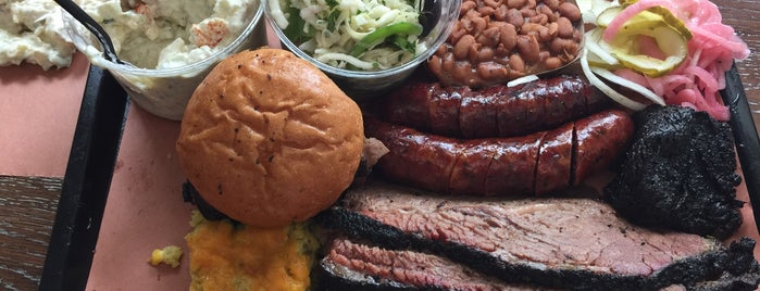 Lewis BBQ is one of Charleston.