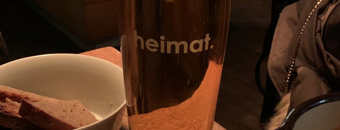 heimat. is one of Locais curtidos por Erik.