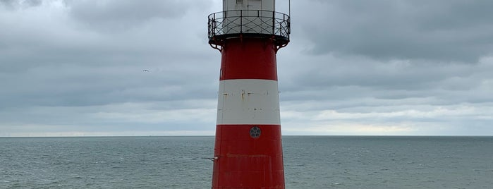 Vuurtoren Noorderhoofd is one of Faros.