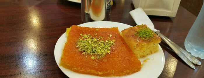 Zahrat Al Khaleej Nabulsi Sweets is one of 2016 - DXB.