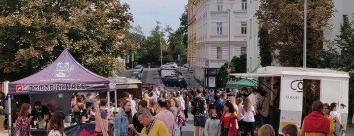 TRIKO Kafe & Koloniál is one of Praga.