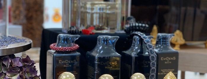 Parfumerie Osswald is one of Zurich.