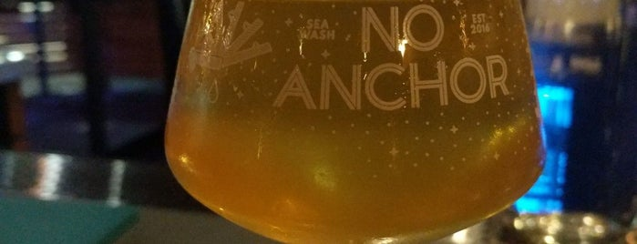 No Anchor is one of Seattle.