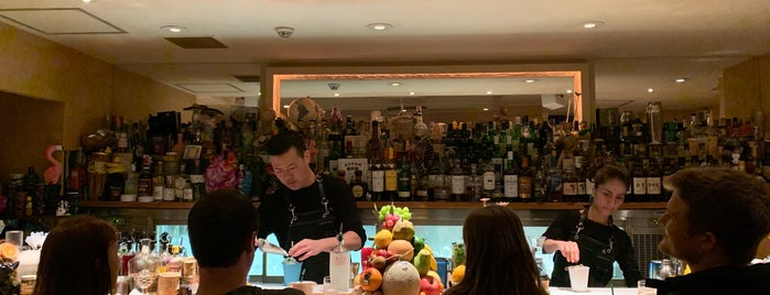 BAR ORCHARD GINZA is one of Tokyo.