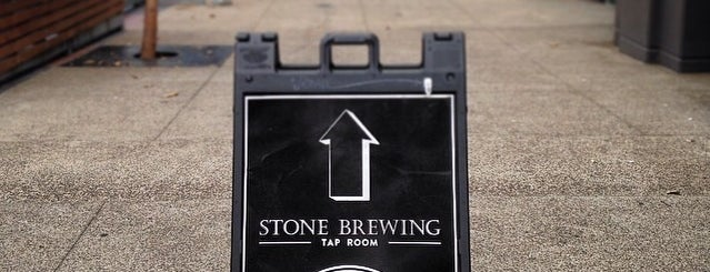 Stone Brewing Tap Room is one of beer.