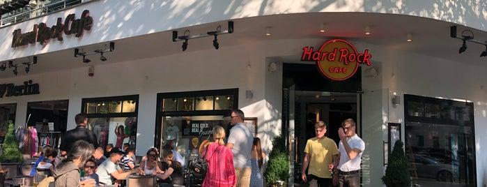 Hard rock cafe berlin is one of Берлин.