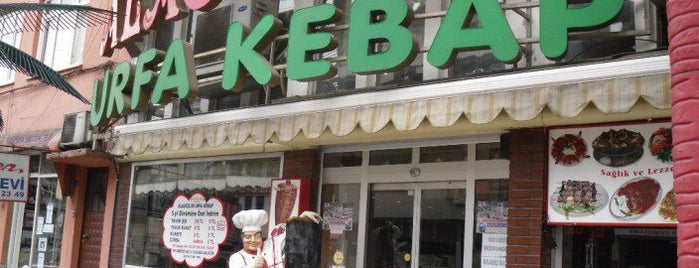 Alagözler Urfa Kebap & Restaurant is one of Lugares favoritos de Zekeriy@.