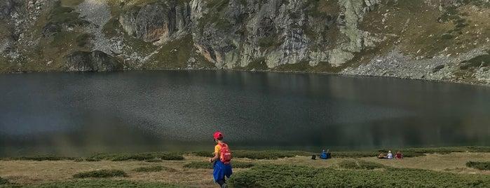 Бъбрека (The Kidney lake) is one of สถานที่ที่ Jana ถูกใจ.