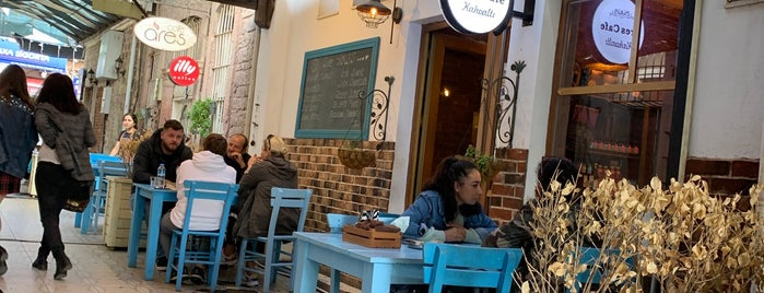 Ares Cafe is one of Ayvalık.