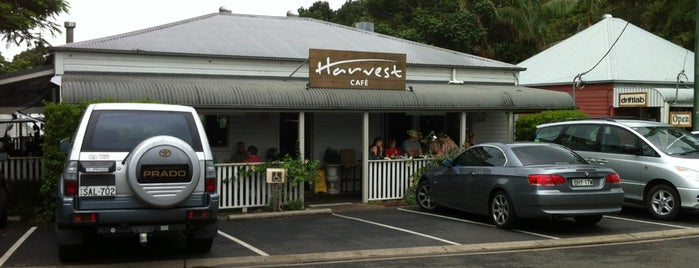 Harvest Cafe is one of Byron Bay.