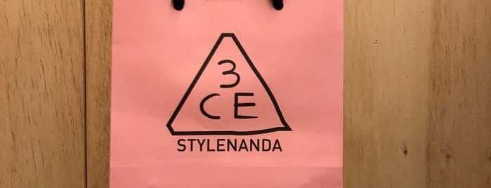 3CE CINEMA is one of Korea and JP.