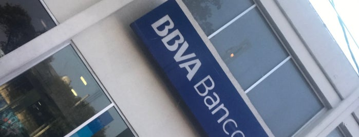 BBVA Bancomer Sucursal is one of Locais curtidos por SANCHO.