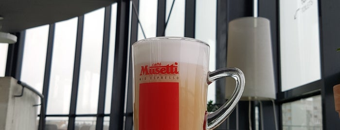 Muzeum Cafe is one of Places to go, people to meet.