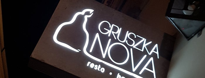 Gruszka Nova is one of Best of Kraków.