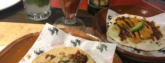 Botanero Santana is one of Restaurantes.