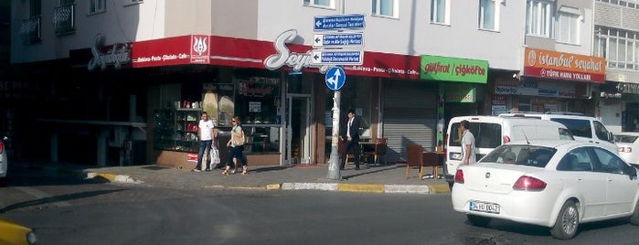 Seyidoğlu Baklava is one of Posti che sono piaciuti a Sinan.