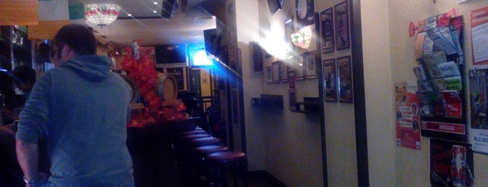Irish Pub Brogeen is one of Tempat yang Disimpan Buddy.