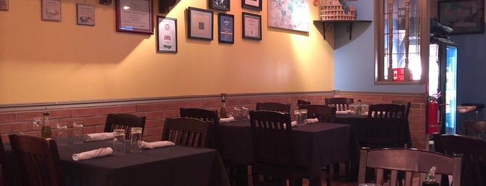 I Monelli Trattoria Pizzeria is one of WTTW Check, Please! Restaurant List.