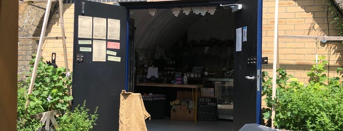 The Wild Goose Bakery is one of Leytonstone and around.