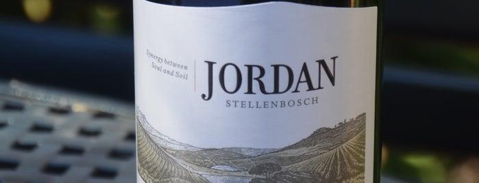 Jordan Wine Estate is one of Tempat yang Disukai Kurt.
