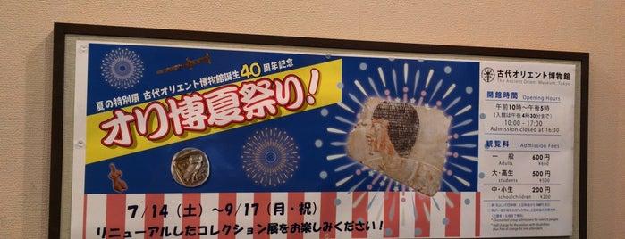 古代オリエント博物館 is one of life of learning.