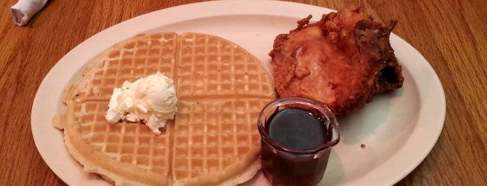 Roscoe's House of Chicken and Waffles is one of California - The Golden State (Southern).