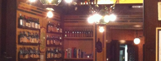 Antica Bottega del Vino is one of Locais salvos de Kat.