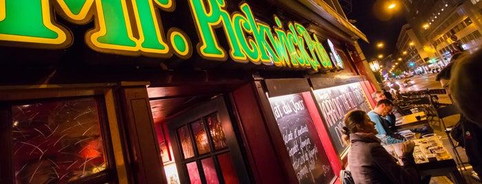 Mr Pickwick Pub is one of Geneva.
