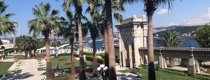 Çırağan Palace Kempinski Istanbul is one of Locais curtidos por Evren.