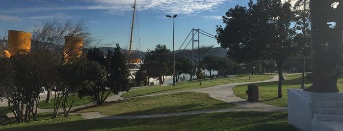 Cemil Topuzlu Parkı is one of Lieux qui ont plu à Evren.