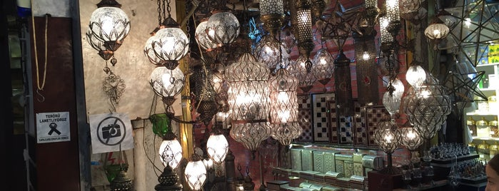Grande Bazar is one of Posti che sono piaciuti a Evren.