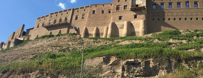 Erbil castle is one of Evren 님이 저장한 장소.