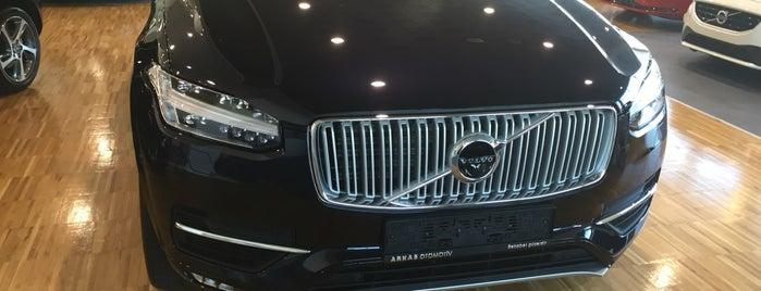 Arkas Volvo Yetkili Satış ve Servis is one of Evren'in Beğendiği Mekanlar.