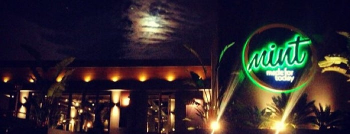 Mint Restaurant & Bar is one of *** GURME ***.