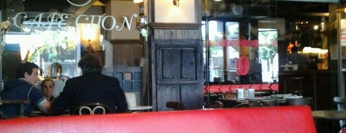Café Gijón is one of Gijon.