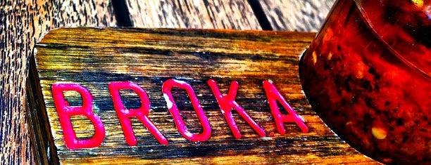 La Broka is one of ada eats and explores, mexico.