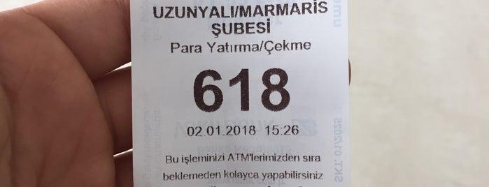Vakıfbank is one of Orte, die Melis gefallen.