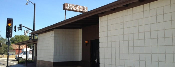 Jocko's Steak House is one of Amber'in Beğendiği Mekanlar.