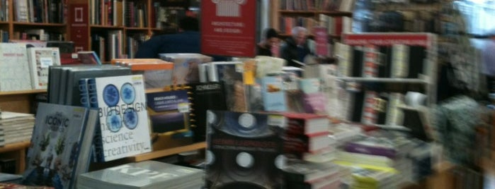 Strand Bookstore is one of #myhints4NewYorkCity.