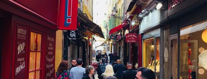 Vieux Nice is one of Listo de Franco.
