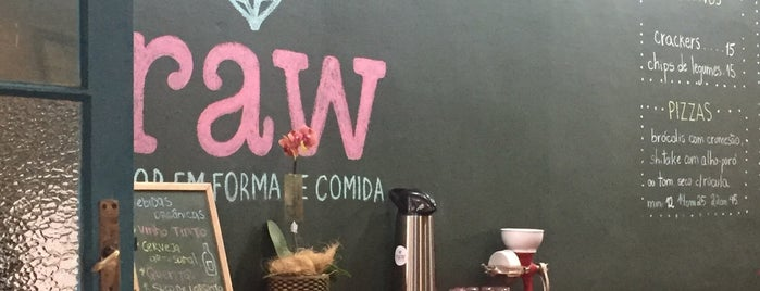 Raw is one of Porto Alegre.