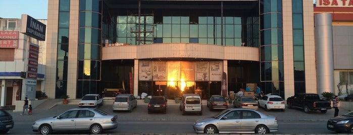 İnan Yapı Market is one of Lieux qui ont plu à BG.