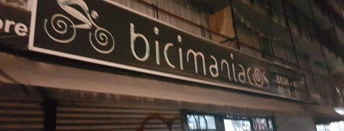 Bicimaniacos Bike Store. is one of Cosas nuevas 2014.