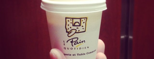 Le Pain Quotidien is one of Posti che sono piaciuti a Tessa.